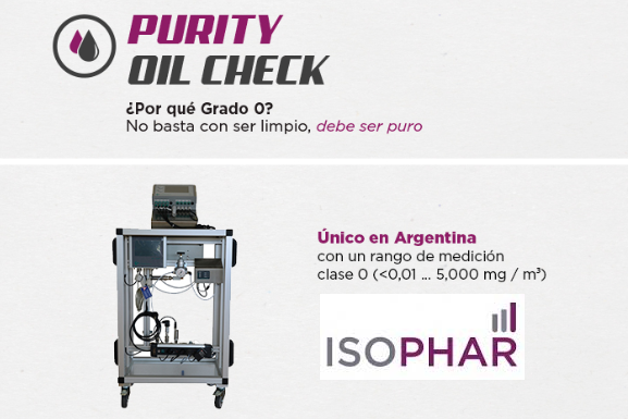 Equipo Purity Oil Chek